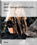 Avril  Lavinge Girlfriend Lyrics
