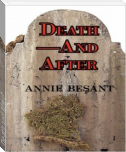 Death and After?