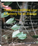 Tinospora cordifolia Linn- A Remedy for all disease