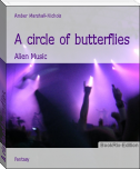 A circle of butterflies