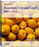 Rosemary,Time and Sage