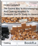 The Easiest Way In Housekeeping And Cooking Adapted To Domestic Use Or Study In classes