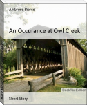 An Occurance at Owl Creek