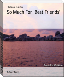 So Much For 'Best Friends'