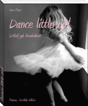Dance little girl