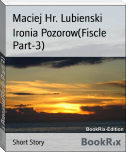Ironia Pozorow(Fiscle Part-3)