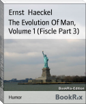 The Evolution Of Man, Volume 1 (Fiscle Part 3)