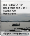 The Hollow Of Her Hand(fiscle part-3 of 1)