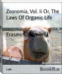 Zoonomia, Vol. Ii Or, The Laws Of Organic Life