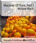 Macleod Of Dare, Part 1