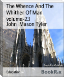 The Whence And The Whither Of Man volume-23