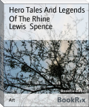 Hero Tales And Legends Of The Rhine