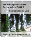 The Redemption Of David Corson Volume 56 Of 1