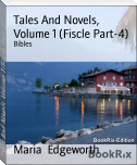 Tales And Novels, Volume 1 (Fiscle Part-4)