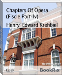 Chapters Of Opera (Fiscle Part-Iv)