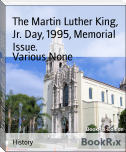 The Martin Luther King, Jr. Day, 1995, Memorial Issue.