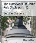The Framework Of Home Rule (fiscle part- 4)