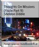 Thoughts On Missions (Fiscle Part 9)
