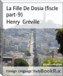 La Fille De Dosia (fiscle part-9)