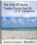 The Club Of Queer Trades (Fiscle Part 9)