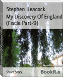 My Discovery Of England (Fiscle Part-9)