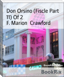 Don Orsino (Fiscle Part 11) Of 2