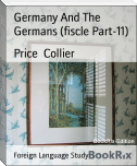 Germany And The   Germans (fiscle Part-11)