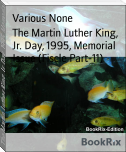 The Martin Luther King, Jr. Day, 1995, Memorial Issue (Fiscle Part-11)