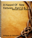 A Hazard Of   New Fortunes , Part 1,2 & 3
