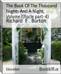 The Book Of The Thousand Nights And A Night, Volume7(fiscle part-4)