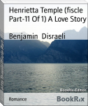 Henrietta Temple (fiscle Part-11 Of 1) A Love Story