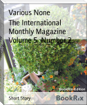 The International Monthly Magazine Volume 5  Number 2