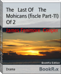 The   Last Of    The   Mohicans (fiscle Part-11) Of 2