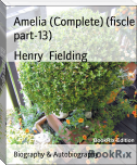 Amelia (Complete) (fiscle part-13)