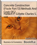Concrete Construction (Fiscle Part 13) Methods And Costs Of 2