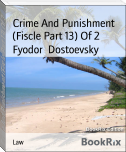 Crime And Punishment (Fiscle Part 13) Of 2