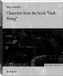 "Characters from the book ""Dark Rising"""