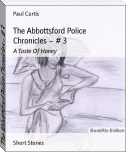 The Abbottsford Police Chronicles – # 3