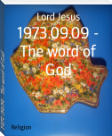 1973.09.09 - The word of God