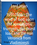 1991.01.16 - The word of God upon the apocalyptic trumpets, the priest Ioan and the nun Veronica from Vladimireşti