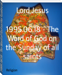 1995.06.18 - The Word of God on the Sunday of all saints
