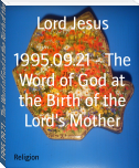 1995.09.21 - The Word of God at the Birth of the Lord's Mother