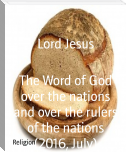 The Word of God over the nations and over the rulers of the nations (2016, July)