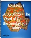 2005.06.26 - The Word of God on the Sunday of all saints
