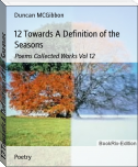 12 Towards A Definition of the Seasons