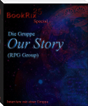 BookRix25 Special mit der Gruppe Our Storys (RPG Gruppe)
