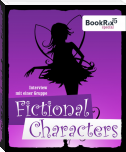 BookRix25 Special mit der Gruppe Fictional Characters