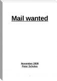 Mail Wanted