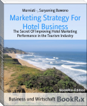 Marketing Strategy For Hotel Business