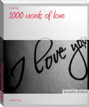 1000 words of love